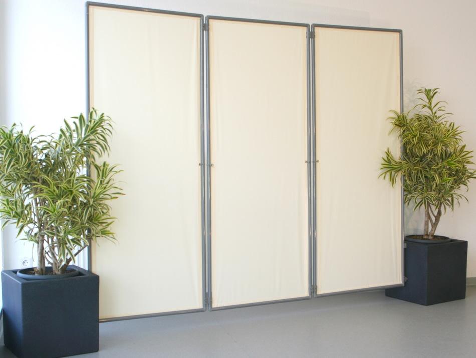 sichtschutz paravents rahmenelemente mit patentierter. Black Bedroom Furniture Sets. Home Design Ideas