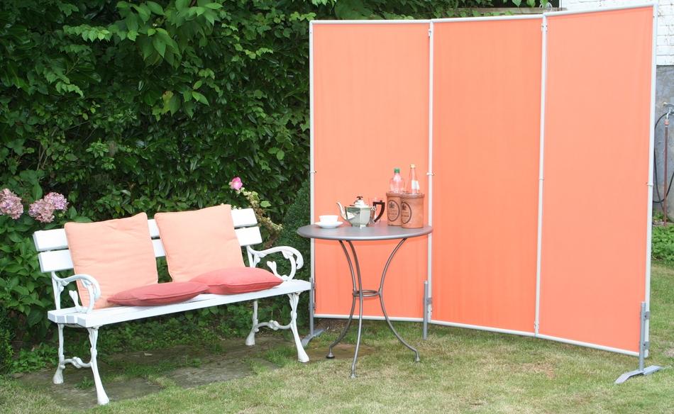 servicebereiche unterteilen mit sichtschutz im garten durch, Garten und Bauen