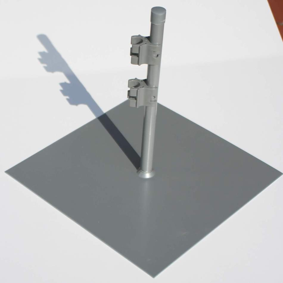 umkleidevariante 5 quadrat freistehend stabiles fu platten paravent. Black Bedroom Furniture Sets. Home Design Ideas