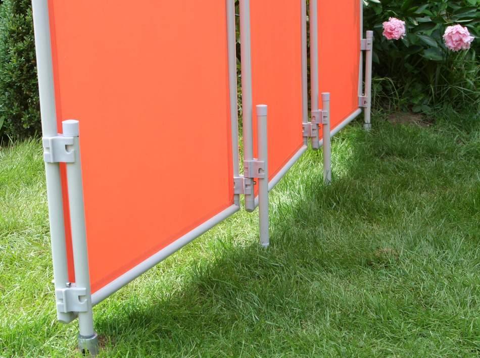 Mobiler Sichtschutz Fur Den Garten :  mit Sichtschutz im Garten durch Sichtschutz Paravent von Peddy Shield